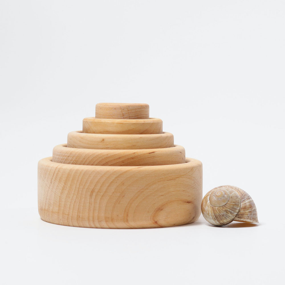 grimms natural stacking bowls 22