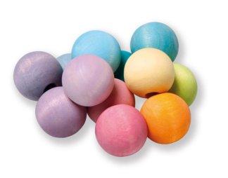 Grimms grasper beads pastel