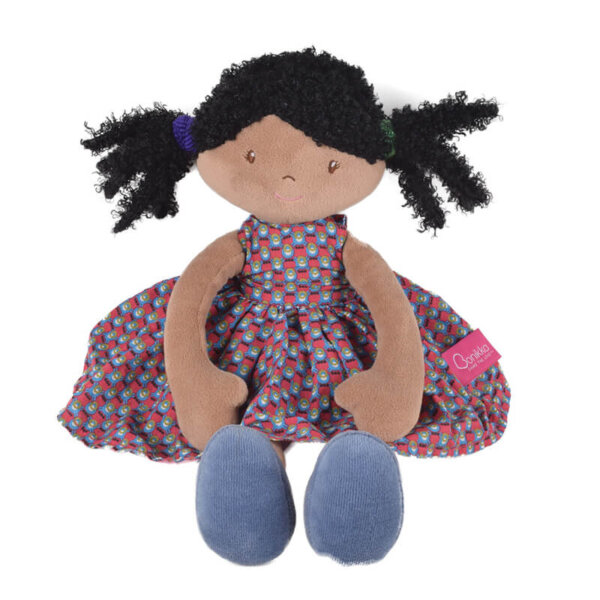 Gorgeous Leota Soft Doll from the Caring brand Bonikka