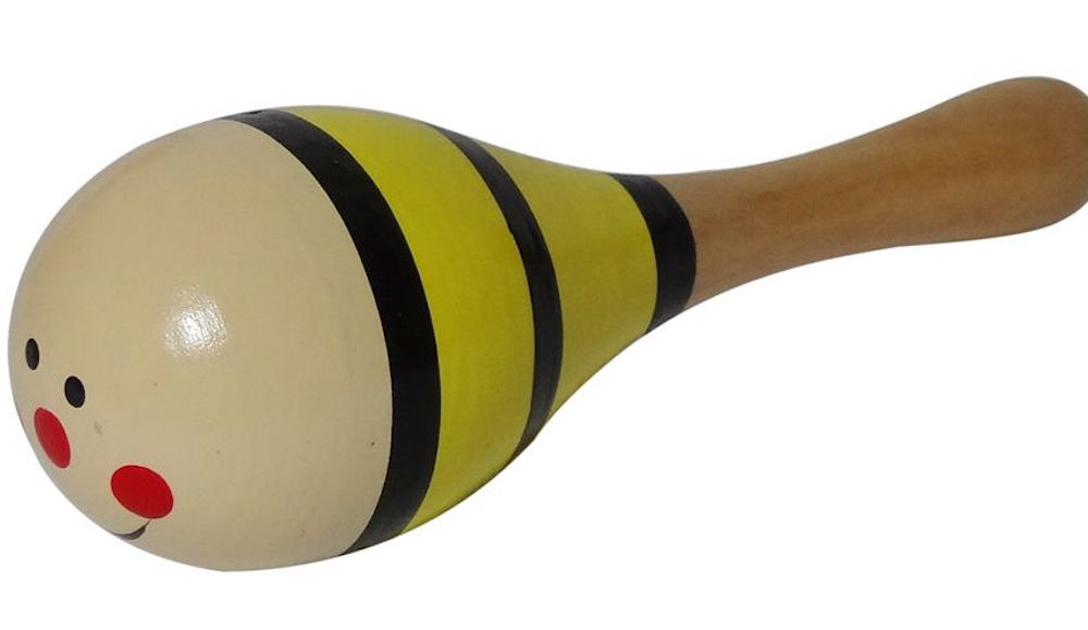 bee single rattle 1