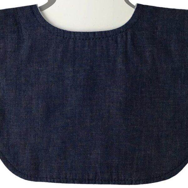 round denim bib 1
