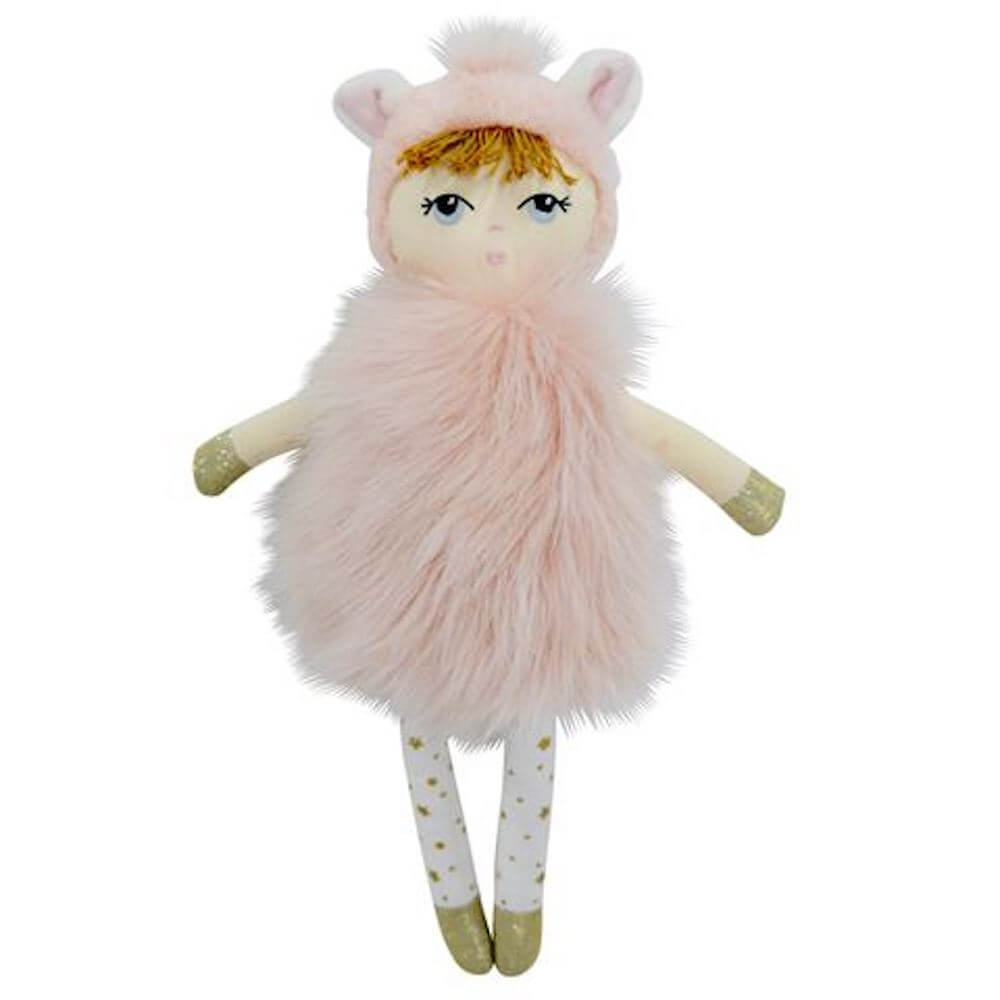 unicorn doll plush soft toy