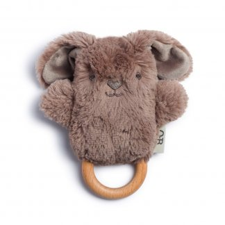 byron bunny teether ob designs
