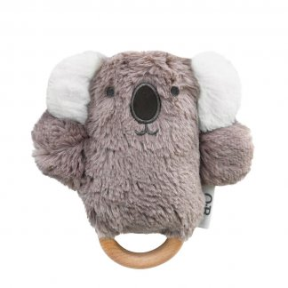 kobe earth koala teether ob designs