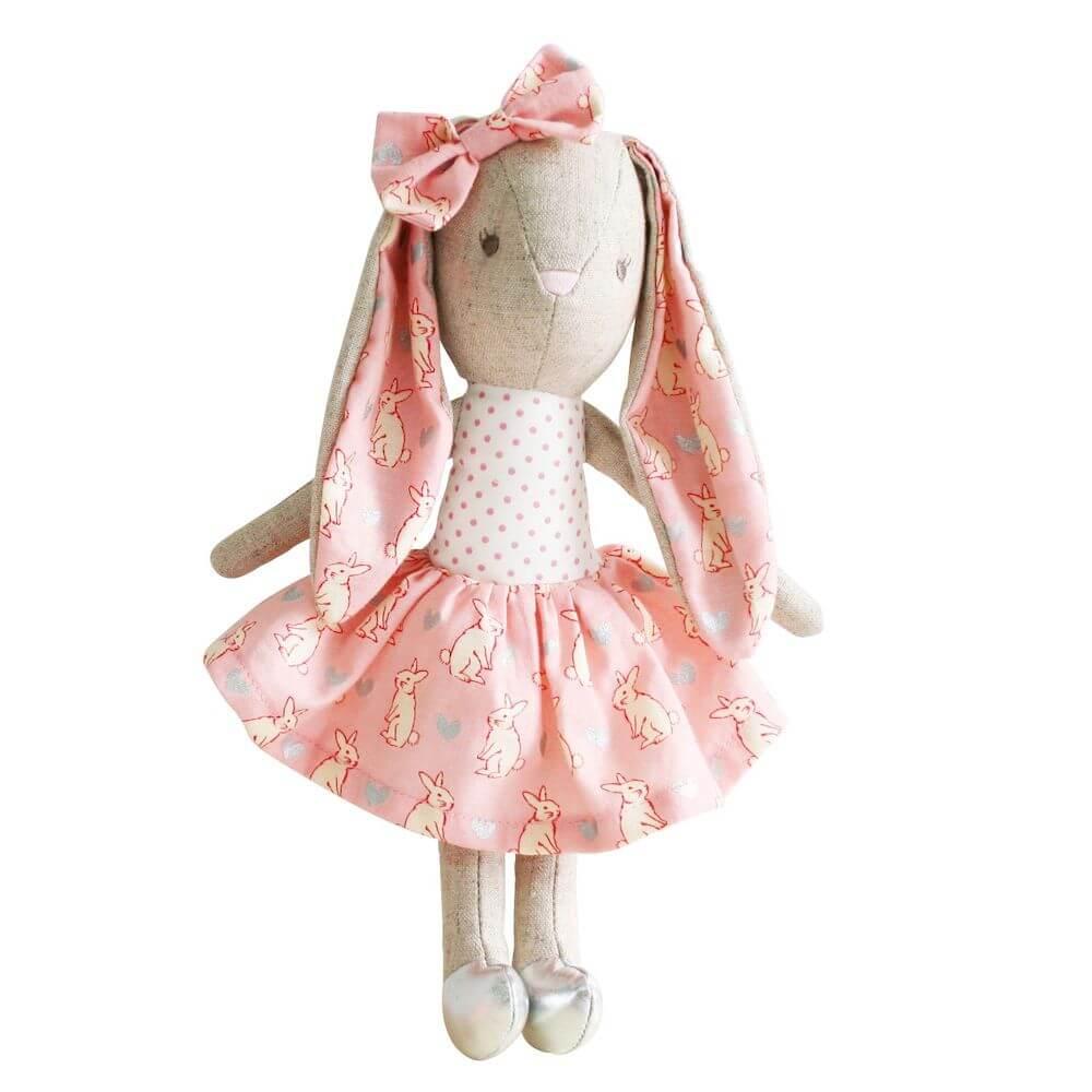 pearl cuddle bunny alimrose