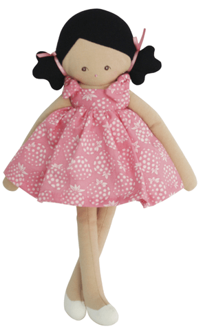 willow doll pink alimrose
