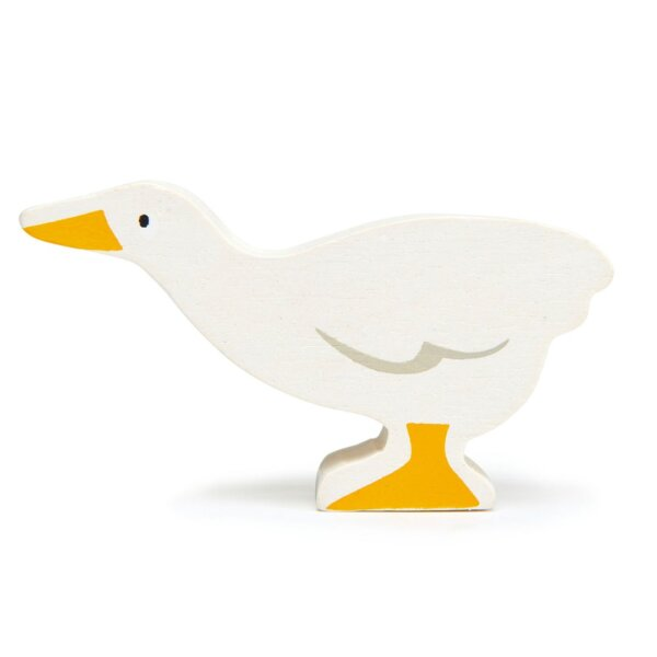 goose farmyard animals tenderleaf toys