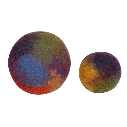 papoose-toys-rainbow-balls-marbled-2pc