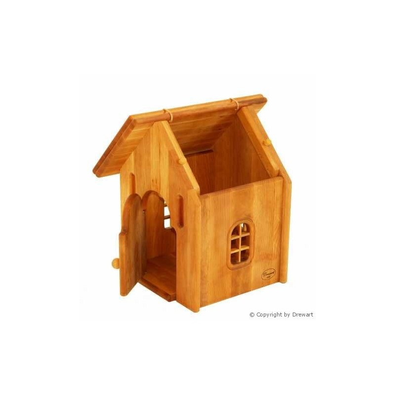 drewet wooden dolls house