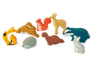 woodland animals tenderleaf 22
