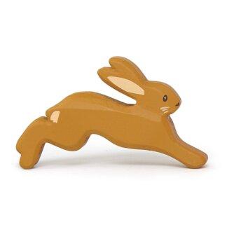 woodland hare tenderleaf toys