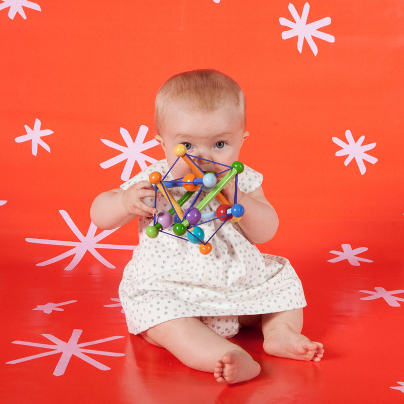 colour bust skwish baby toy