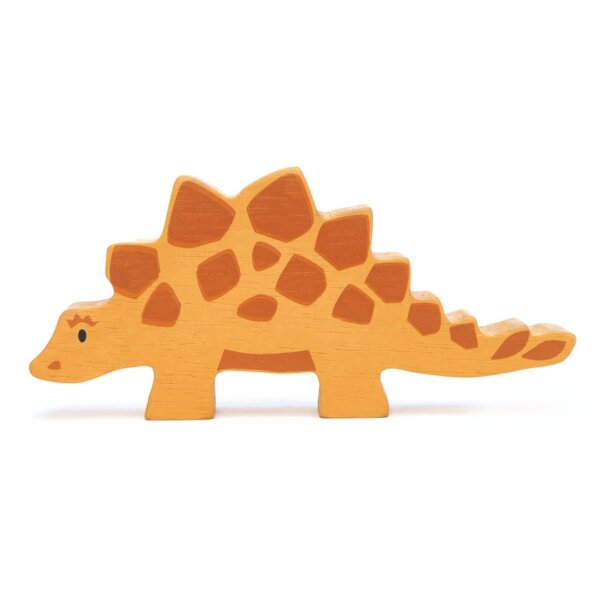 stegosaurus animal tenderleaf dinosaur