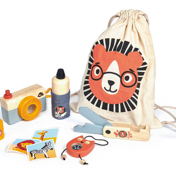 safari outdoor adventure set