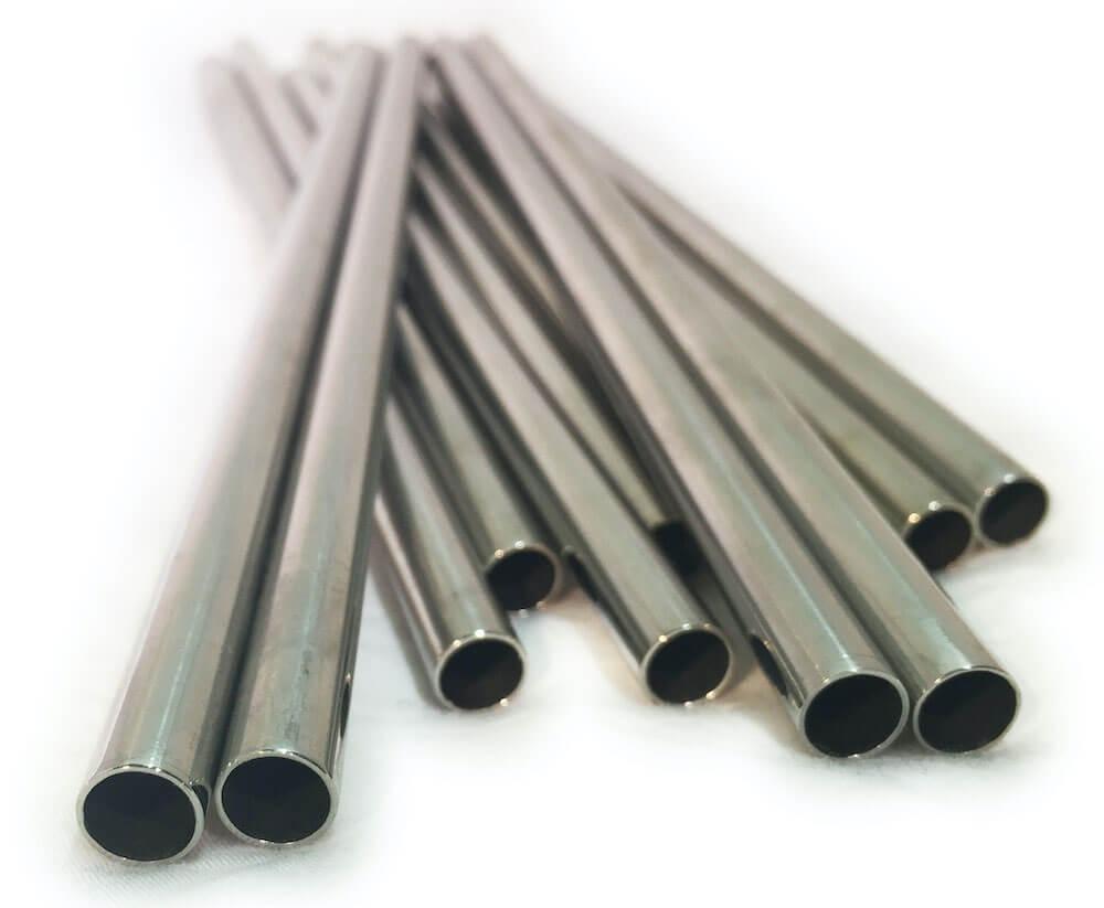 stainless steel straws green essentials