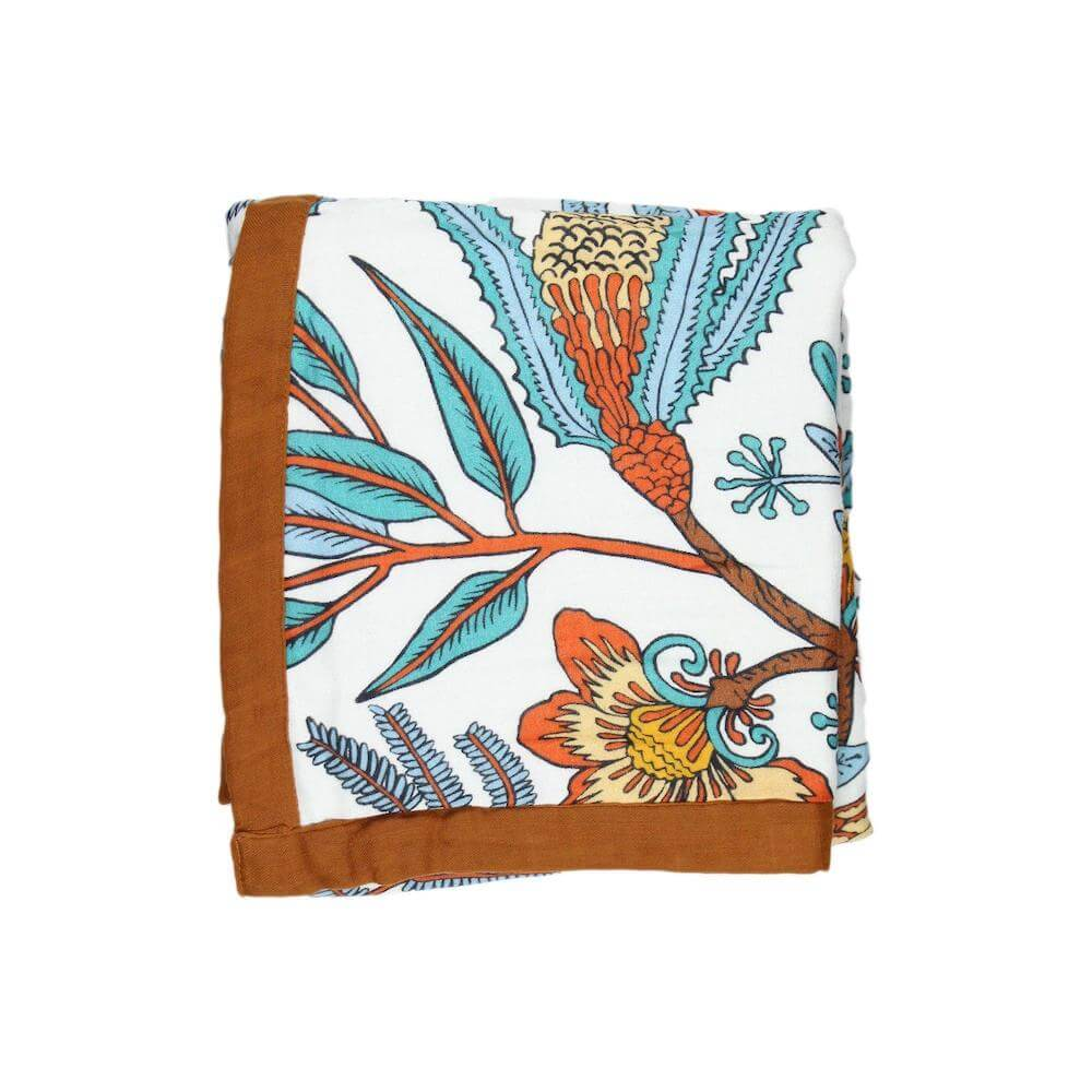 pop ya tot wattle and gum reversible quilt box
