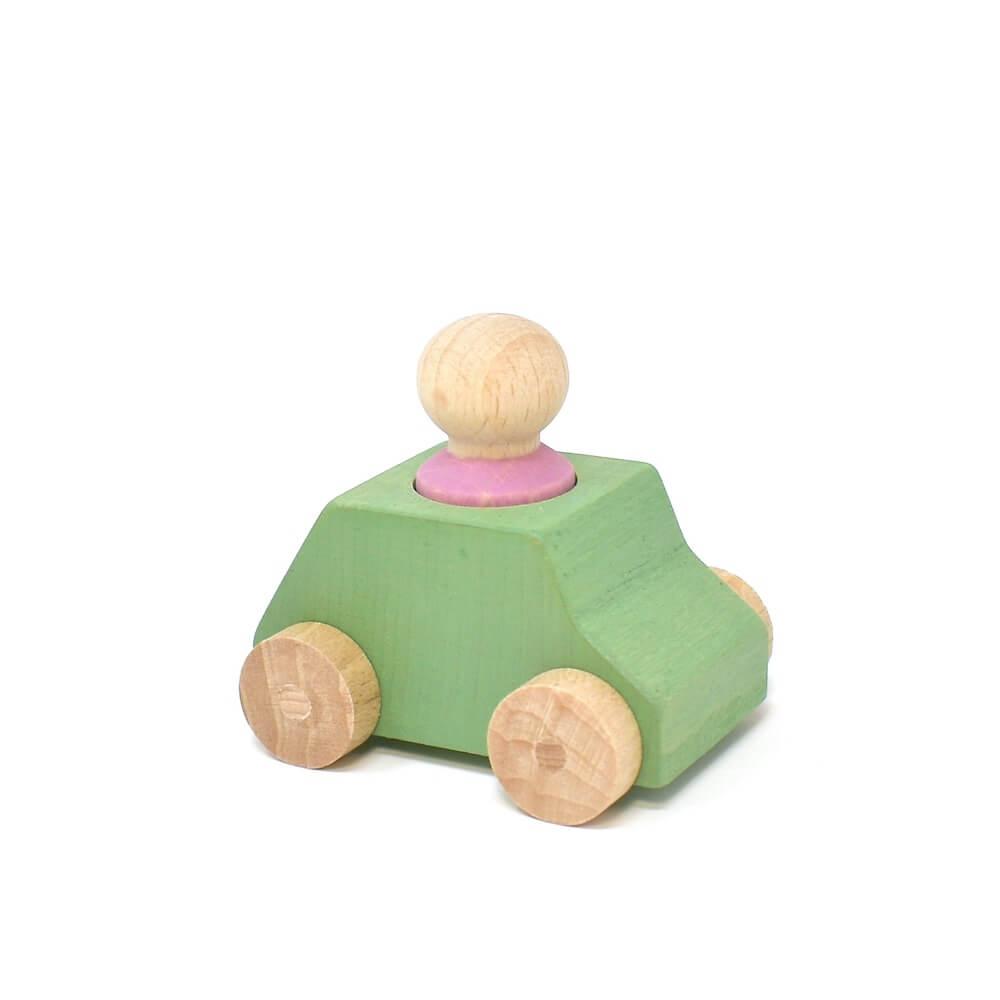 mint car pink person lubulona