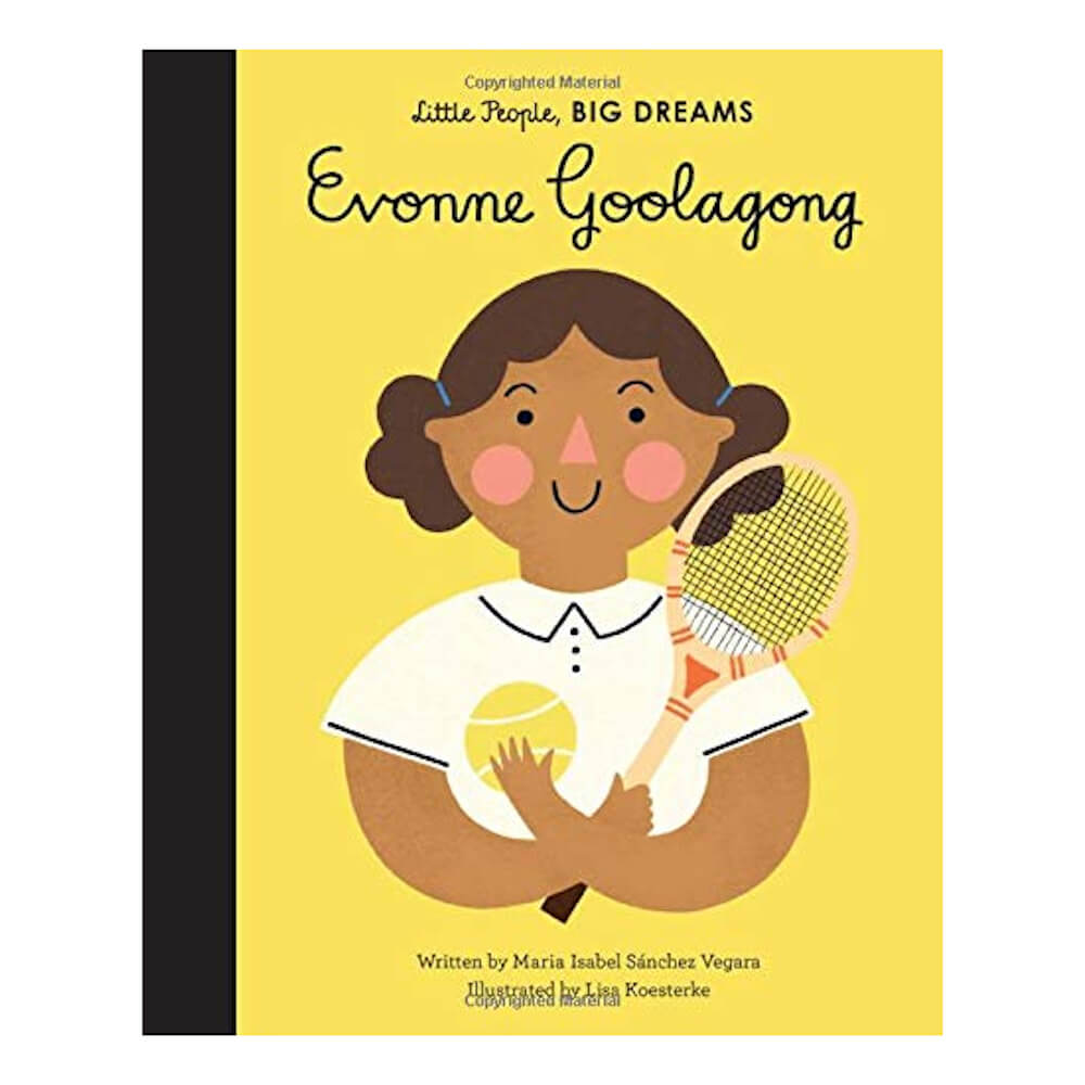 evoone goolagong cover page